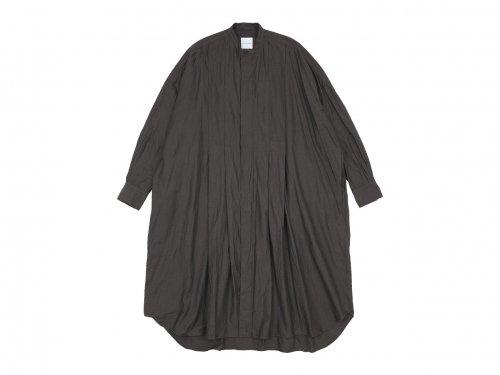 TOUJOURS Wide Tuck Shirt Dress