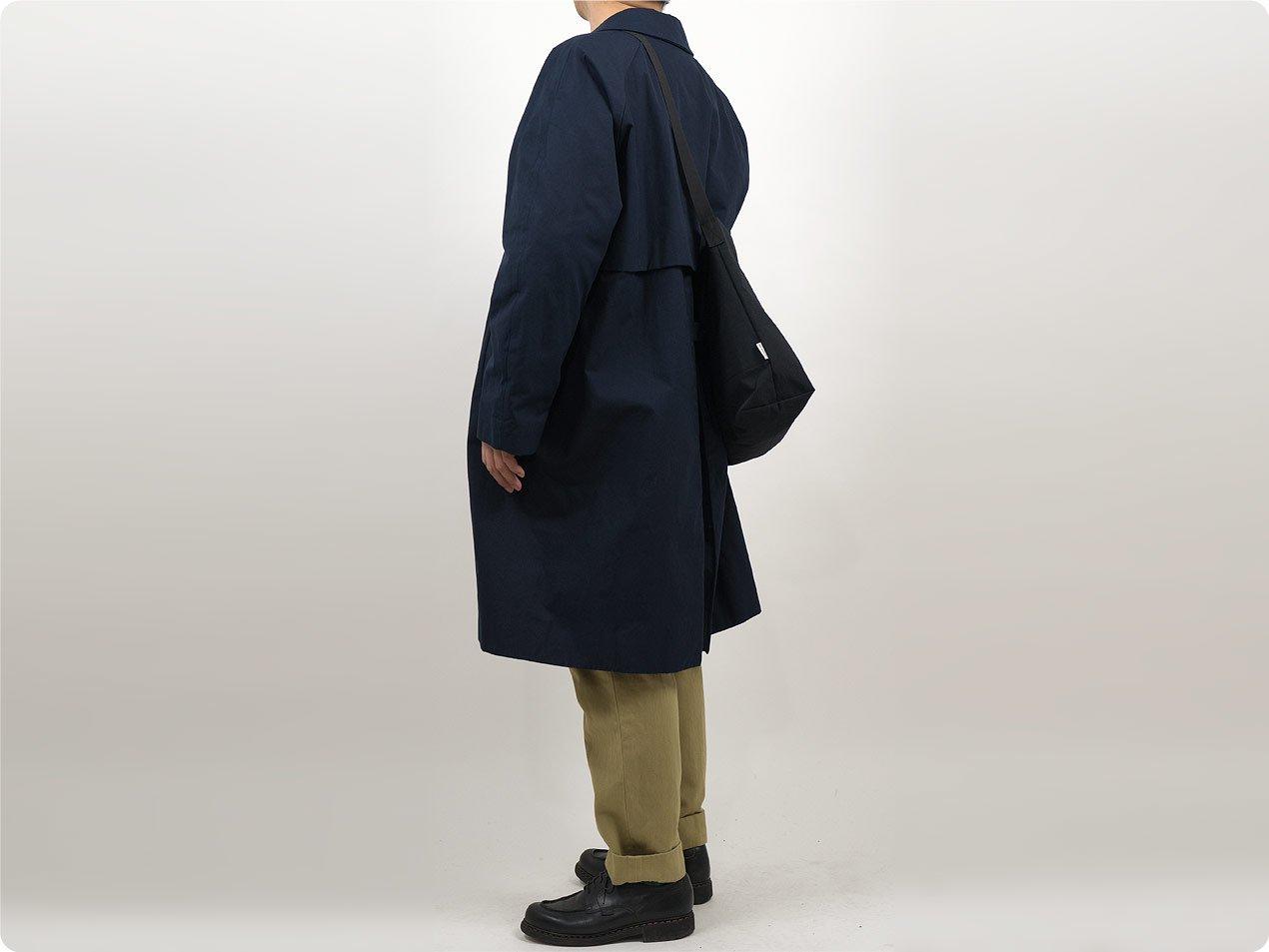 ENDS and MEANS Shoulder Bag BLACK