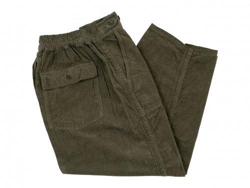 ordinary fits JAMES PANTS corduroy