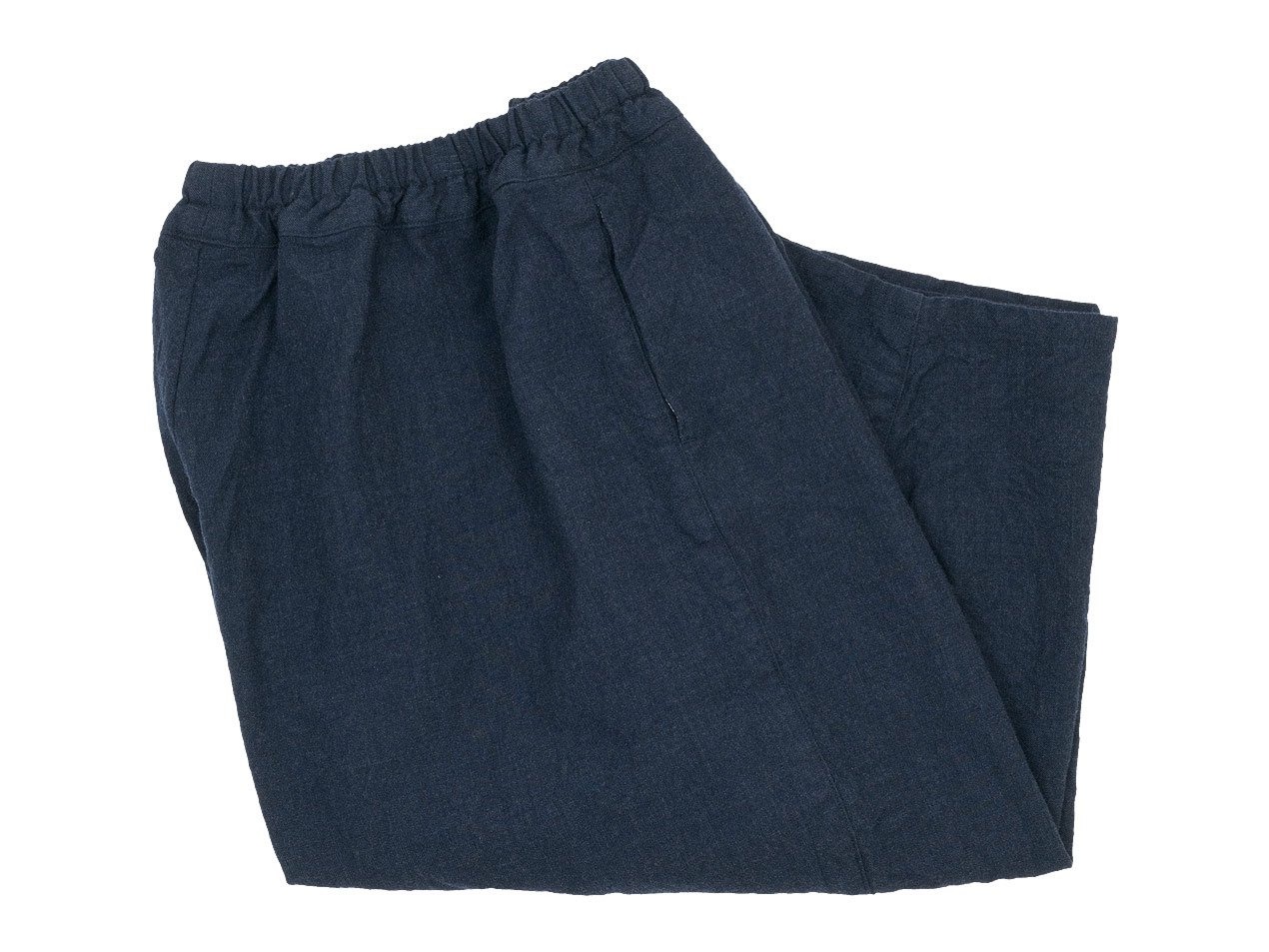 ordinary fits ball pants wool NAVY