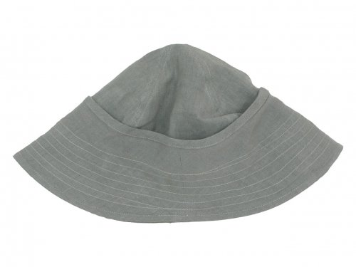 TATAMIZE N HAT GRAY LINEN