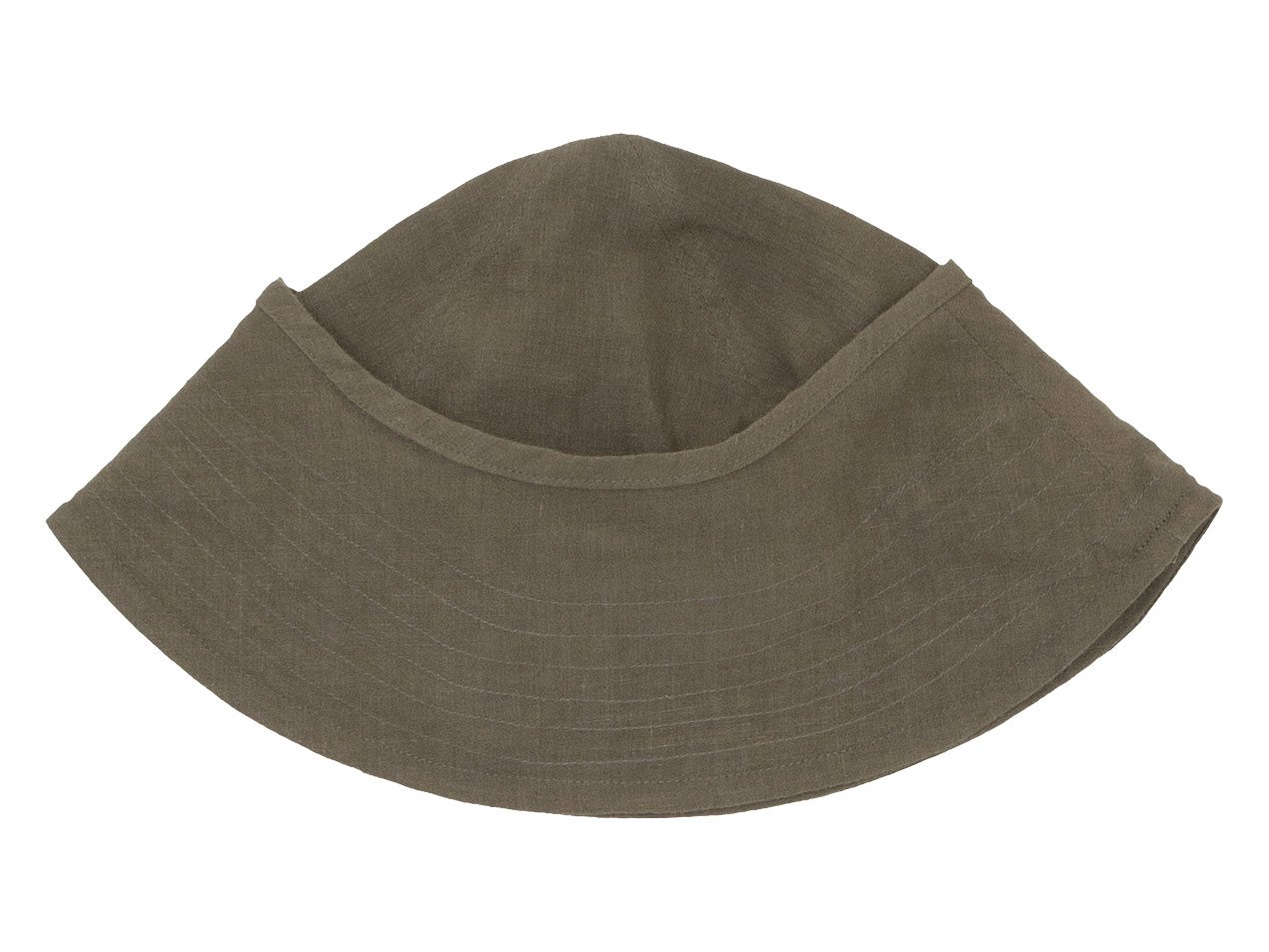 TATAMIZE N HAT BROWN LINEN
