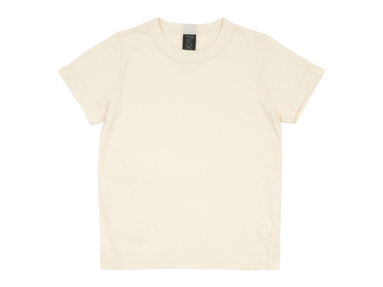 homspun 30/1天竺 半袖Tシャツ