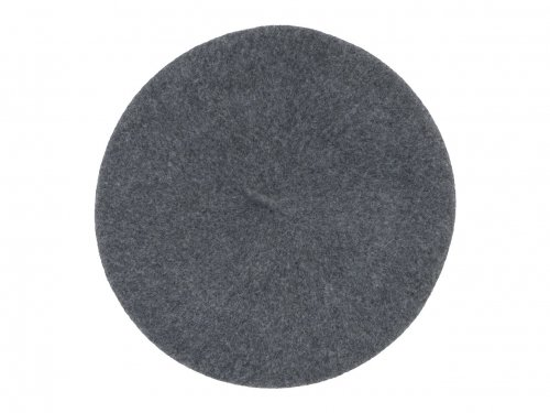 MHL. WOOL BERET 022GRAY