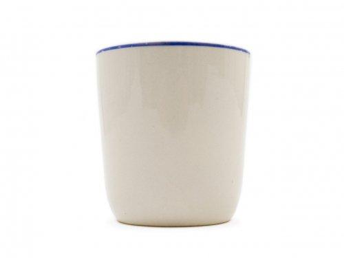ARABIA 陶器タンブラー ブルーライン 02