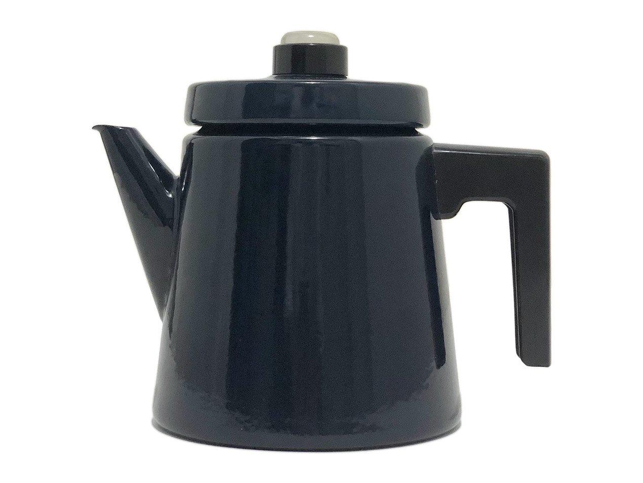 FINEL コーヒーポット ネイビー