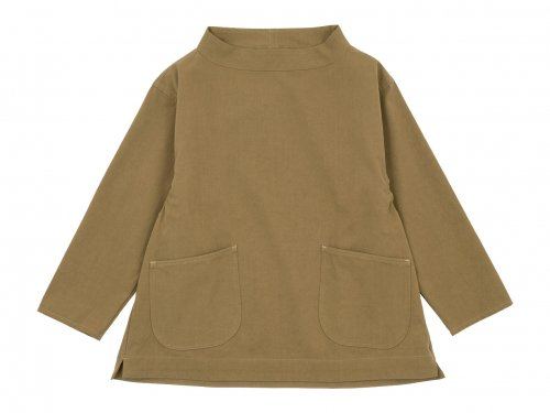 blanc cover smock BEIGE