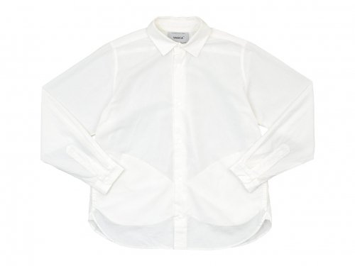 YAECA コンフォートシャツ リラックス 〔レディース〕