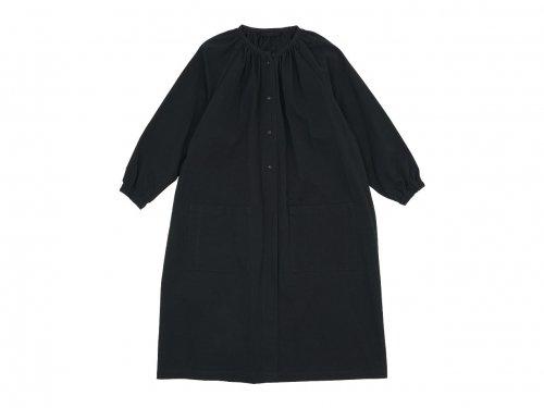 Atelier d'antan Rousseau(ルソー) atelier coat BLACK