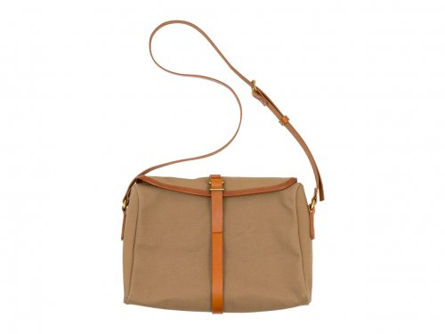 SOUTHERN FiELD INDUSTRiES Satchel Desert&Tan