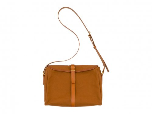SOUTHERN FiELD INDUSTRiES Satchel Persimmon&Tan