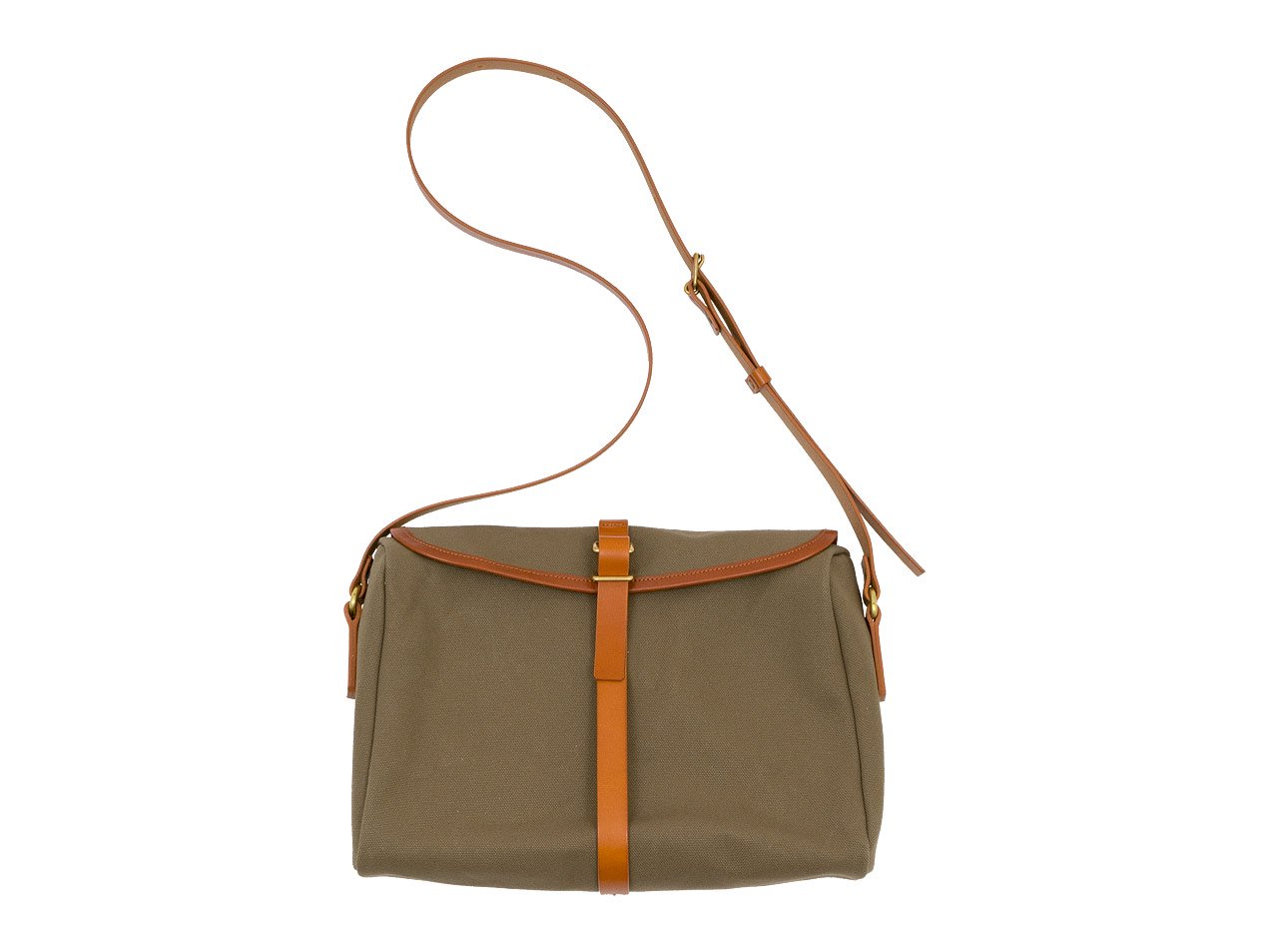SOUTHERN FiELD INDUSTRiES Satchel 300 Oak&Tan