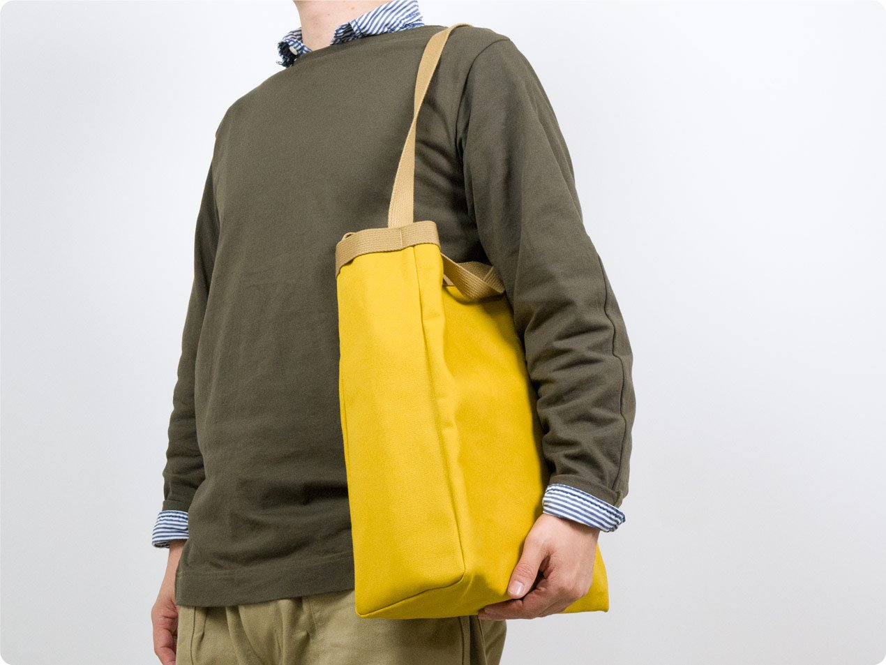 SOUTHERN FiELD INDUSTRiES Day Bag Yellow