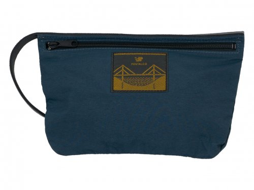 POSTALCO Dopp Kit Dark Blue