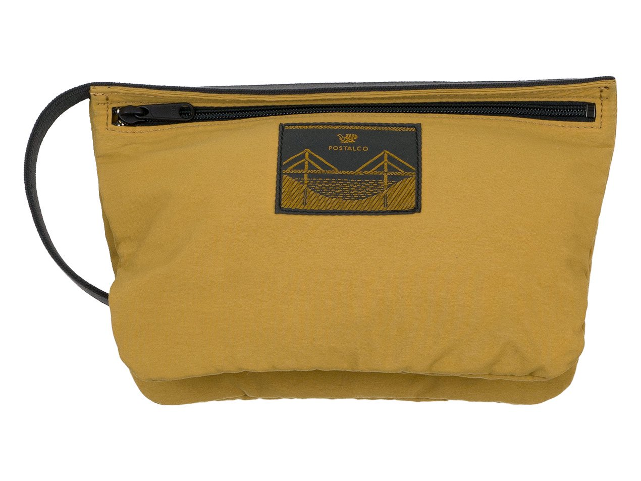 POSTALCO Dopp Kit Yellow Ochre
