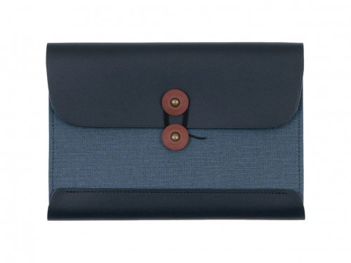 POSTALCO Postcard Wallet Navy Blue