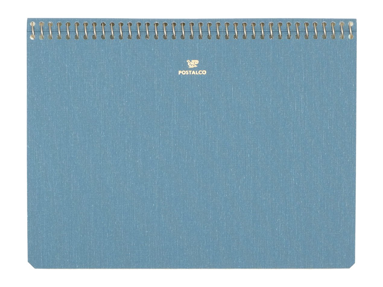 POSTALCO Notebook A5 Light Blue