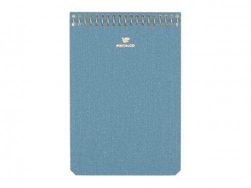 POSTALCO Notebook A6 Light Blue