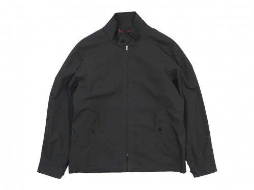 MARGARET HOWELL COTTON POPLIN BLOUSON 023CHARCOAL 〔メンズ〕