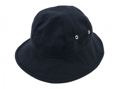 MHL. FADED COTTON TWILL HAT