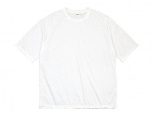 RINEN 60/2天竺 半袖ワイドTシャツ 〔メンズ〕