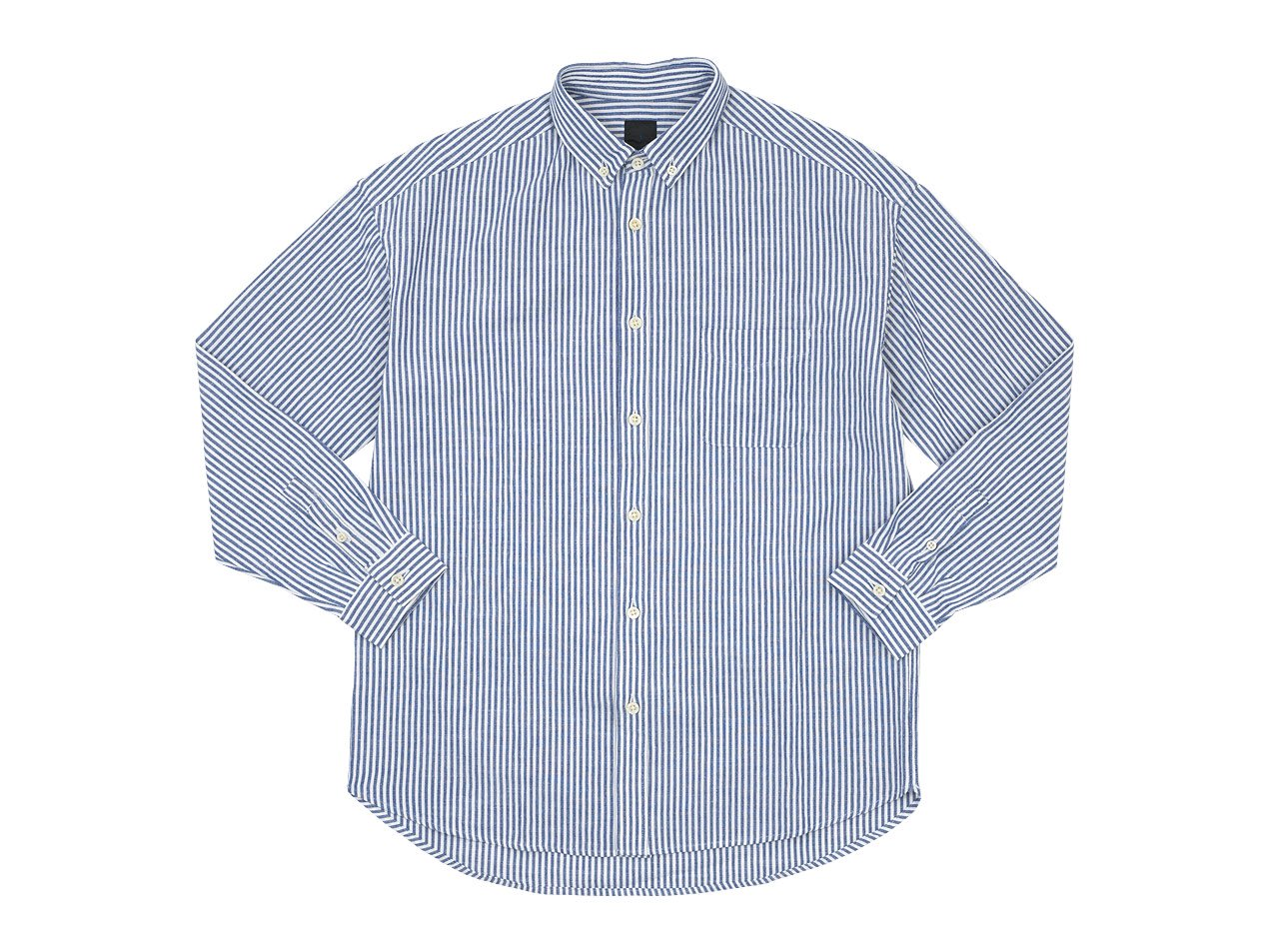 maillot sunset relax B.D. shirts BLUE STRIPE