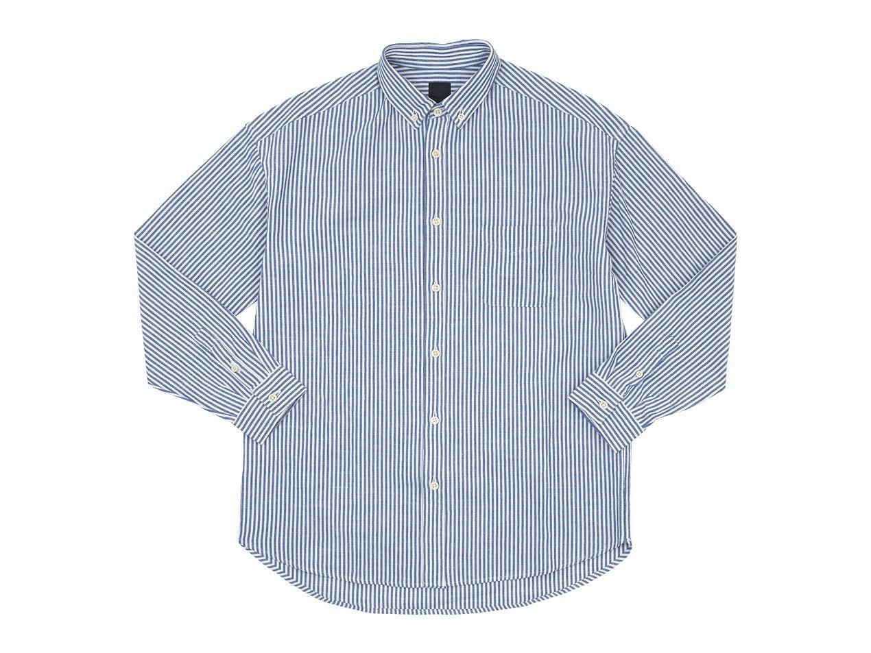 maillot sunset relax B.D. shirts BLUE STRIPE