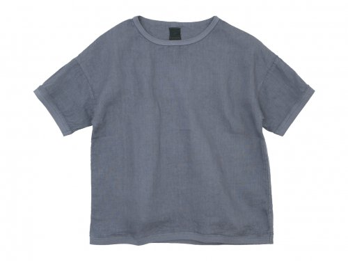 maillot linen shirts Tee MEDIUM GRAY