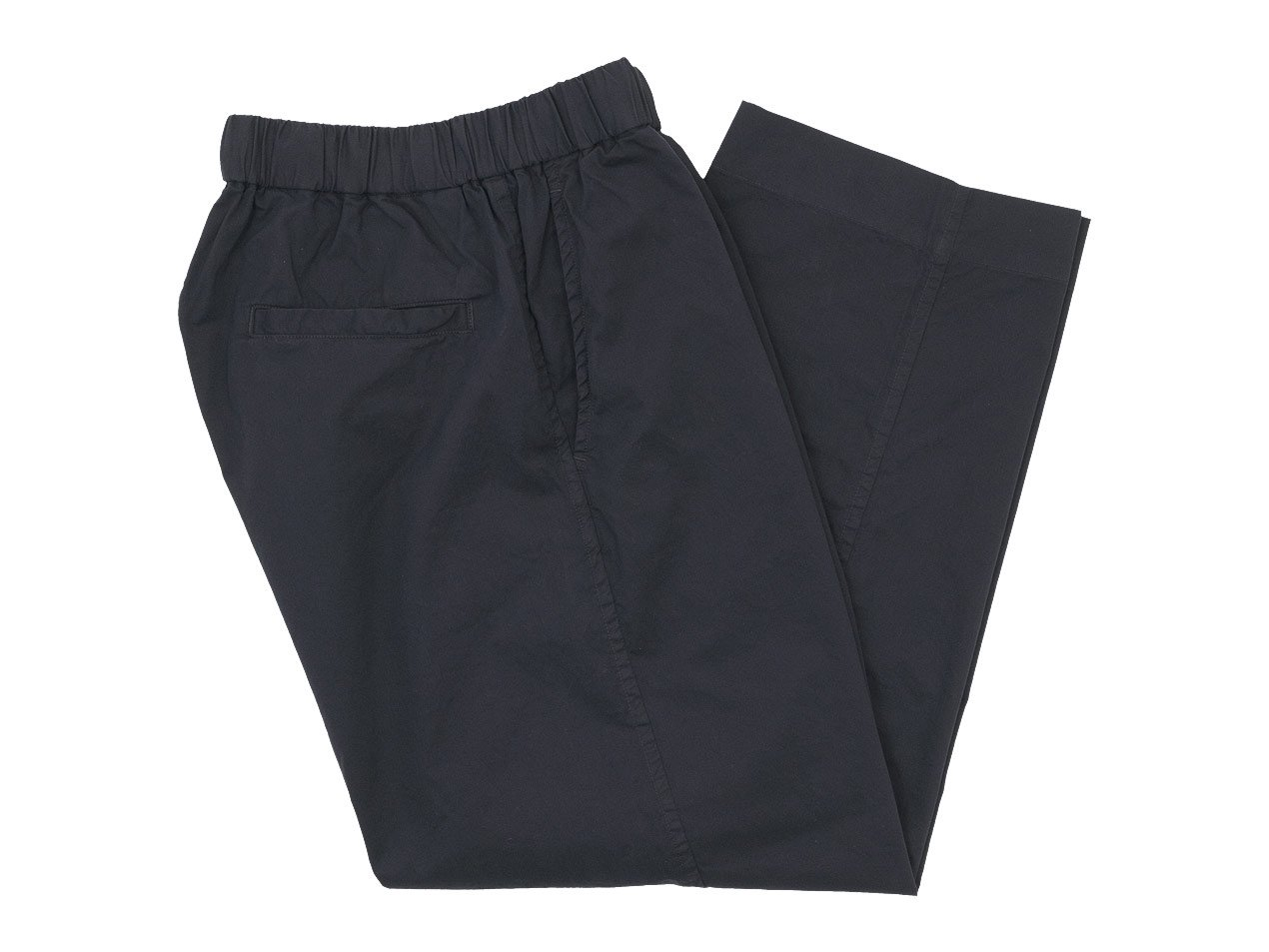 TOUJOURS Easy Field Trousers NAVY 【SM32AP02】