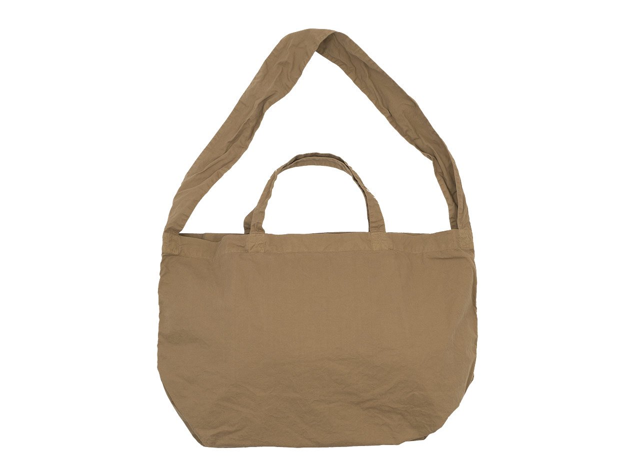 TOUJOURS Shoulder Tote Bag DUSTY BROWN【TM32AA04】