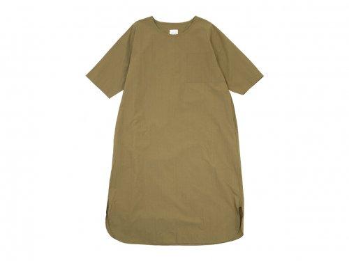 TOUJOURS Crew Neck Boy's Shirt Dress