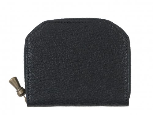 POSTALCO Kettle Zipper Wallet Thin Black