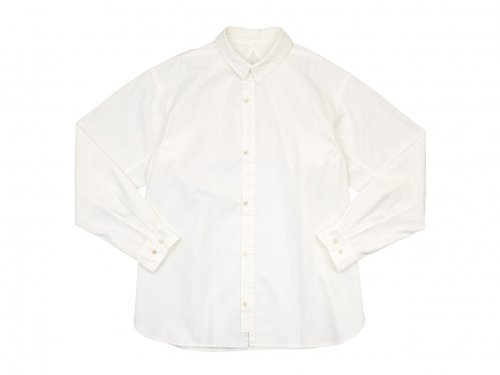 POSTALCO Free Arm Shirt 01 OFF WHITE