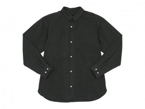 POSTALCO Free Arm Shirt 01 CHARCOAL GRAY