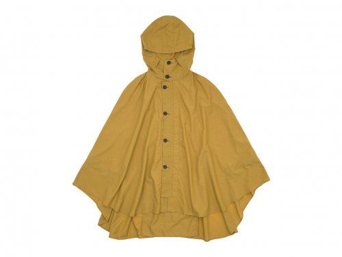 POSTALCO Rain Cape Yellow Ochre