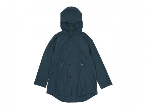 POSTALCO Free Arm Rain Jacket Dark Blue