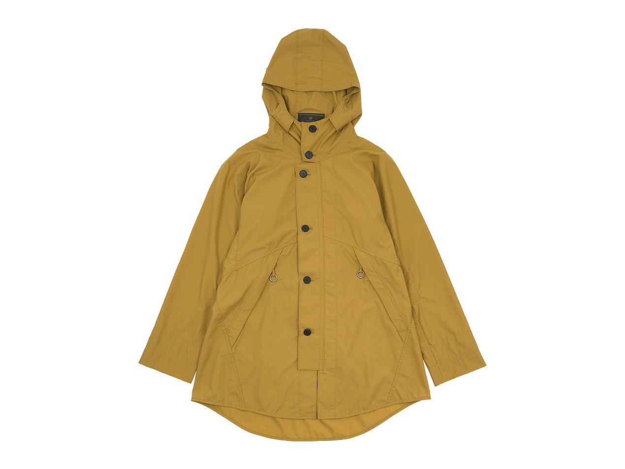POSTALCO Free Arm Rain Jacket Yellow Ochre