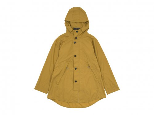 POSTALCO Free Arm Rain Jacket Yellow Ochre