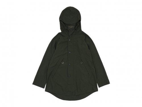 POSTALCO Free Arm Rain Jacket Mountain Green