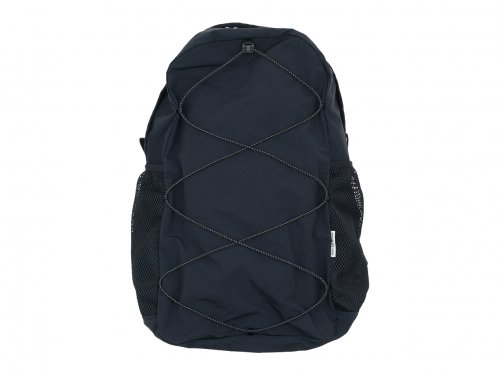 ENDS and MEANS Packable Back Pack BLACK