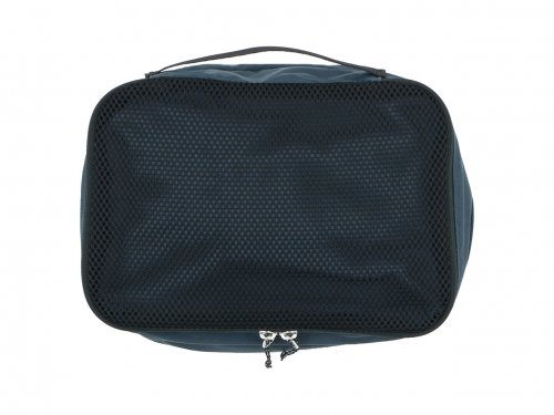ENDS and MEANS Travel Pouch SMOKY BLUE