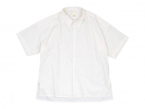 TATAMIZE HALF SLEEVE SHIRTS OFF WHITE