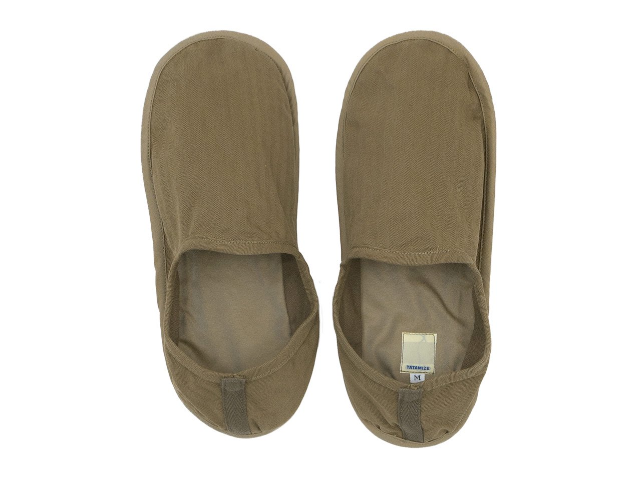 TATAMIZE ROOM SHOES OLIVE