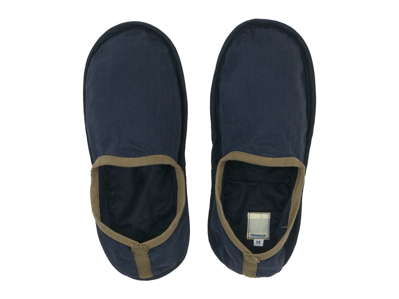 TATAMIZE ROOM SHOES NAVY