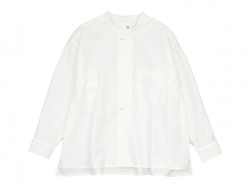 blanc drawer shirts cotton WHITE