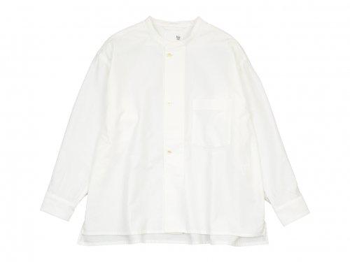 blanc drawer shirts cotton WHITE