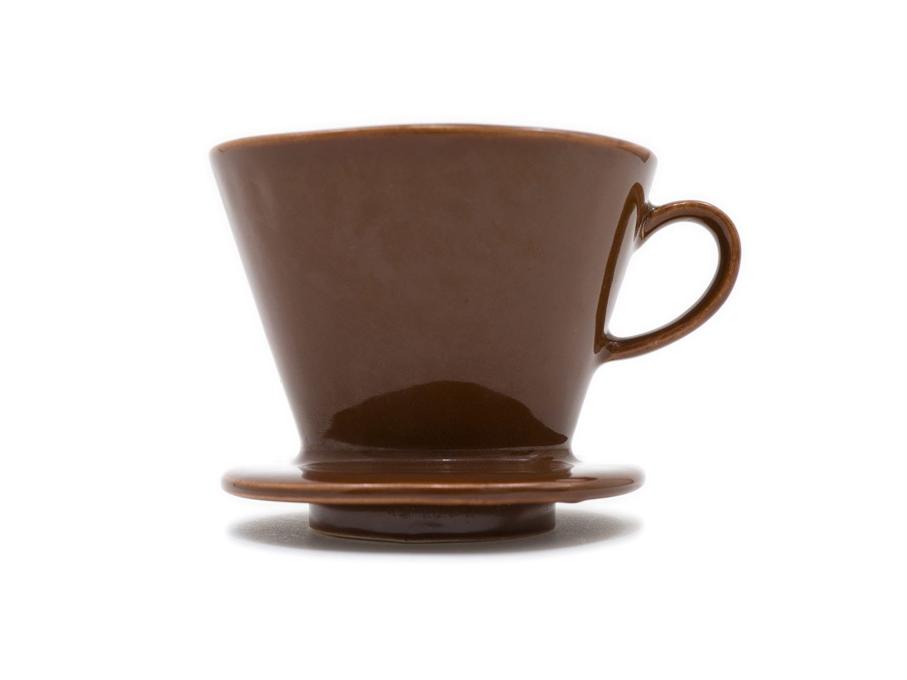 ARABIA コーヒードリッパー ブラウン