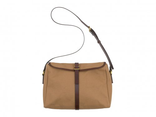 SOUTHERN FiELD INDUSTRiES Satchel Desert&Chocolate