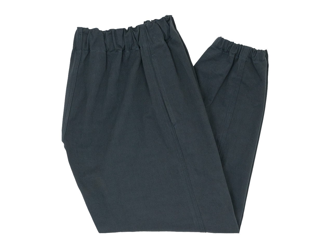 TUKI gum pants 34STEEL BLUE