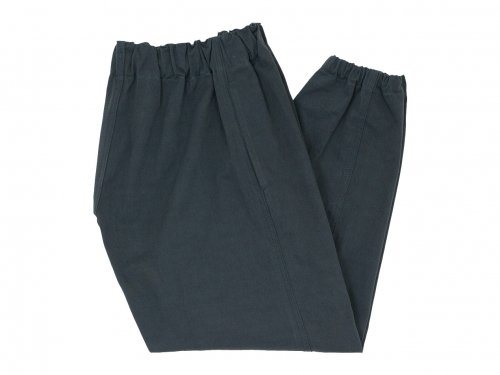 TUKI gum pants 34STEEL BLUE